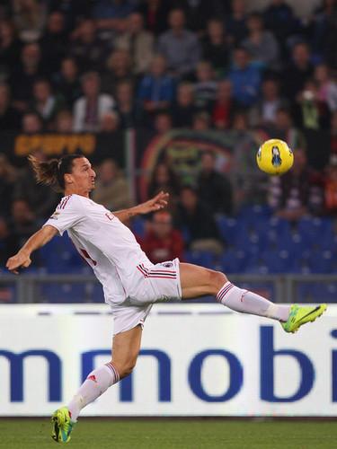 Z. Ibrahimovic (Roma - AC Milan)