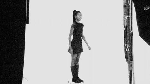 Zoë Saldaña as Uhura