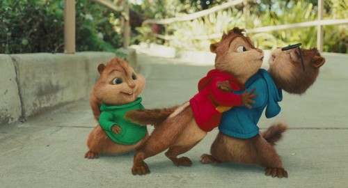 alvin, simon - alvin-and-the-chipmunks Photo