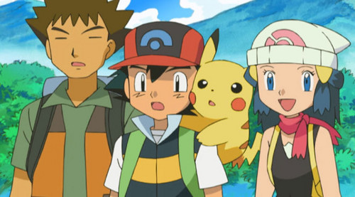ash,dawn and brock