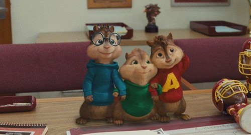 Alvin and the Chipmunks wallpaper entitled chipmunks