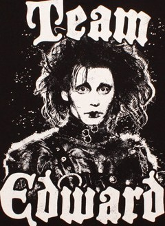 tim burton wallpaper probably with animê called edward scissor hands