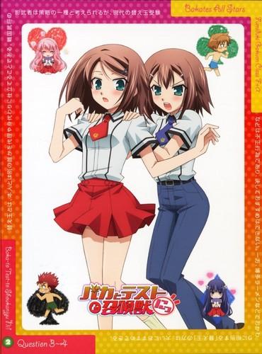 hideyoshi & yuuko