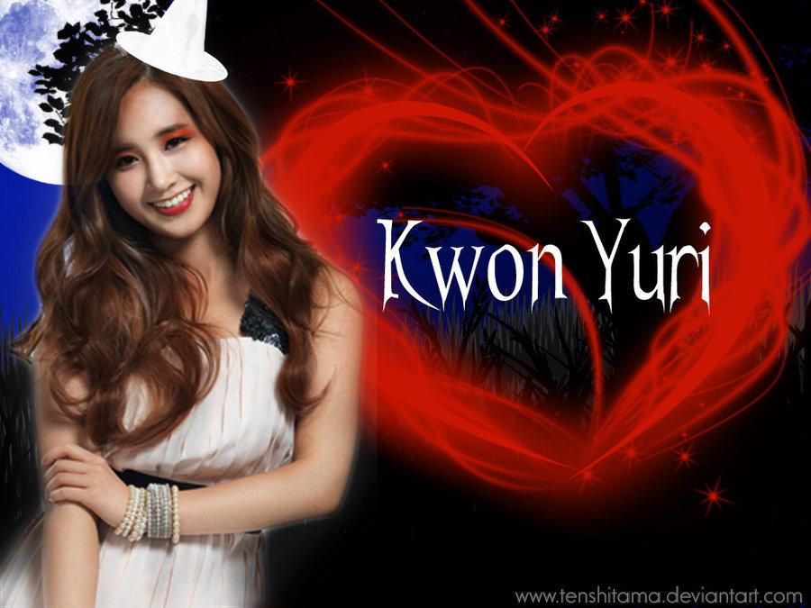 Yuri Wallpaper Yuri/black Pearl Kwon Yuri