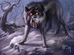 my بھیڑیا form