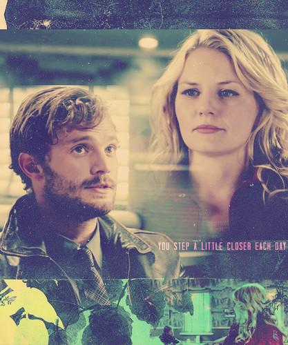 Emma हंस & Sheriff Graham
