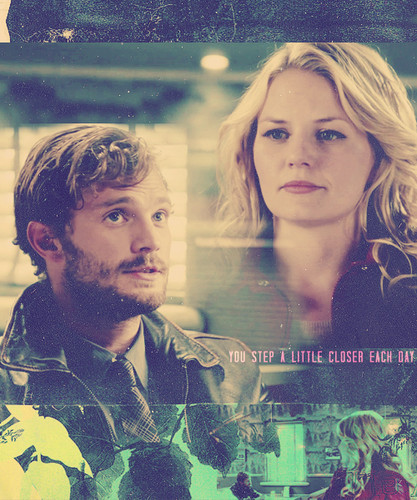 Emma thiên nga & Sheriff Graham