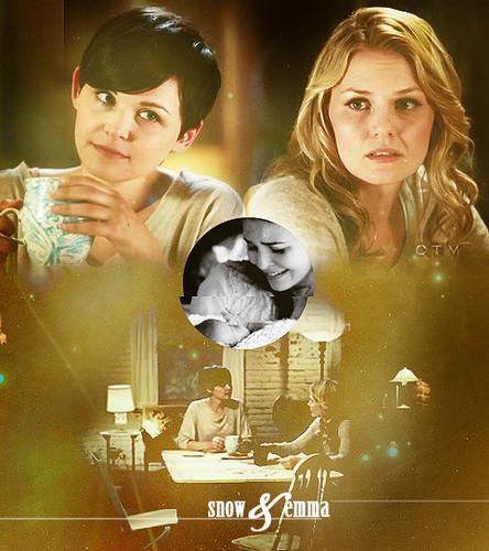 Snow White/Mary & Emma
