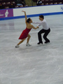 practice - Skate Canada 2011 - tessa-virtue-and-scott-moir photo