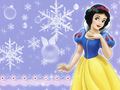 snow white winter - snow-white wallpaper