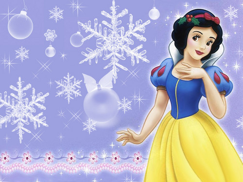 snow white winter