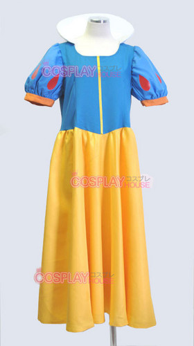 Snow White kertas dinding entitled the dress
