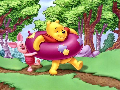 Winnie the Pooh wallpaper titled winnie the pooh