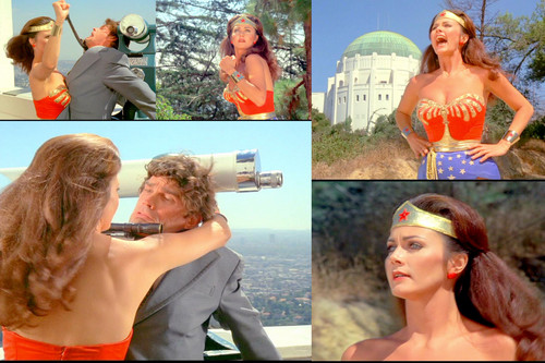 Wonder Woman karatasi la kupamba ukuta possibly containing a hunk called wonder woman