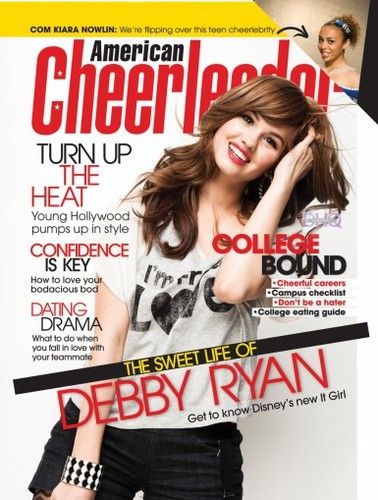 "♥Debby In ""American Cheerleader""♥"