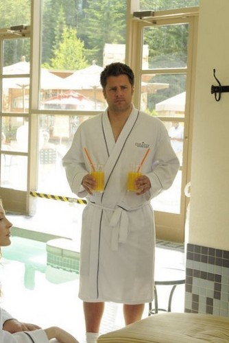 Psych wallpaper titled  Episode 6.10 - Neil Simon's Lover's Retreat - Promotional Photos