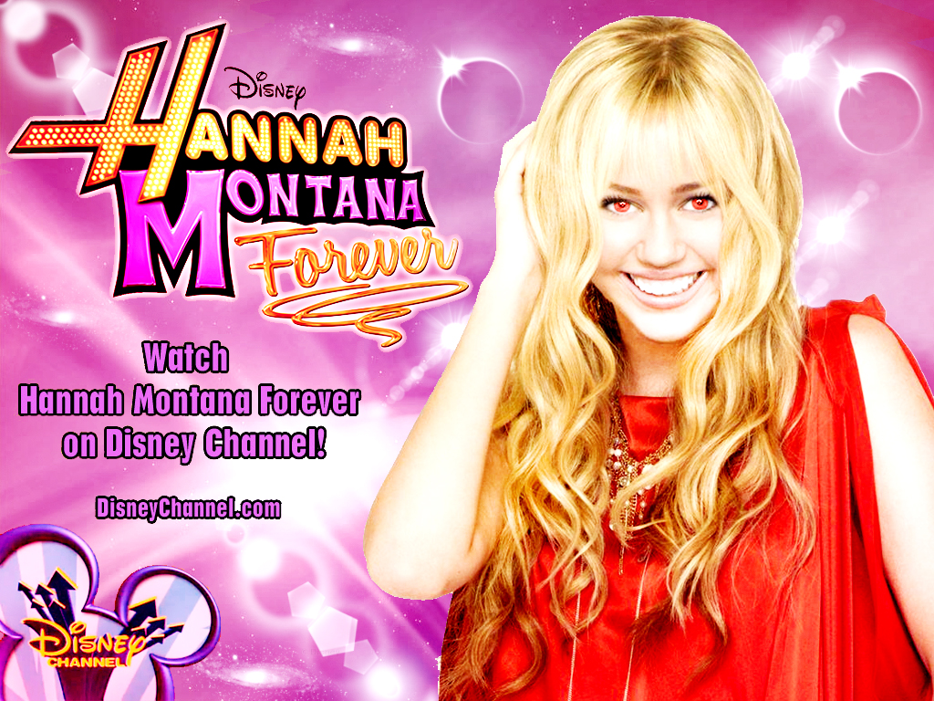 letra who said hanna montana: