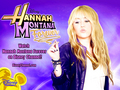 Hannah Montana Wallpaper by dj - hannah-montana wallpaper
