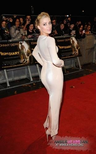 'The ram Diary' London Premiere