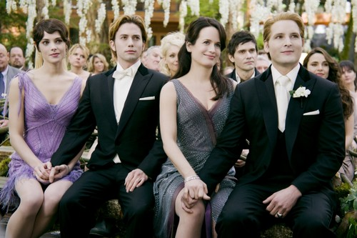 """The Twilight Saga: Breaking Dawn, Part 1"" Stills - Carlisle & Esme."