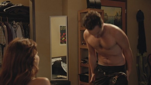 New Girl Hintergrund probably with a stück, hunk and skin entitled 1x04 - Naked