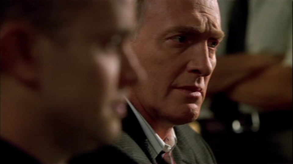 1x08- The Thin Red Line