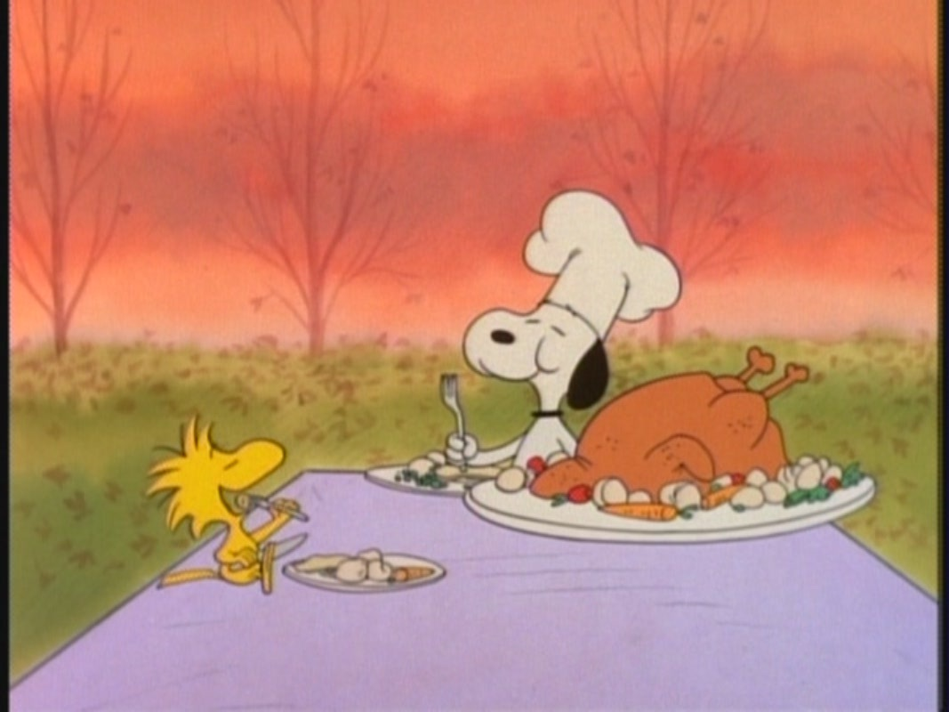 Peanuts Images A Charlie Brown Thanksgiving Hd Wallpaper And