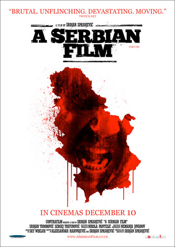 A Serbian Film Movie Poster
