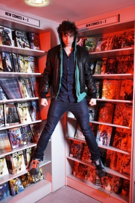 Aaron Johnson - aaron-johnson Photo