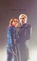 Against the world - draco-malfoy-and-hermione-granger fan art