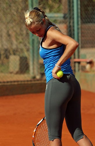 Alona Bondarenko cul, ass