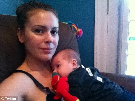 Alyssa with Milo Thomas