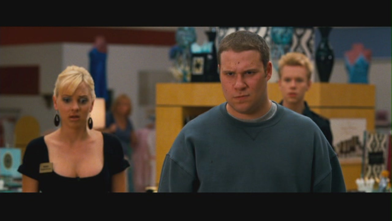 "Anna Faris in ""Observe and Report"""