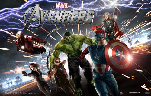 Avengers অনুরাগী art
