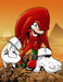 Awesome Knuckles - knuckles-the-echidna icon
