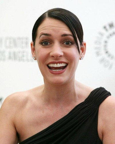 Paget Brewster پیپر وال probably with a portrait entitled Aww Paget :)<3