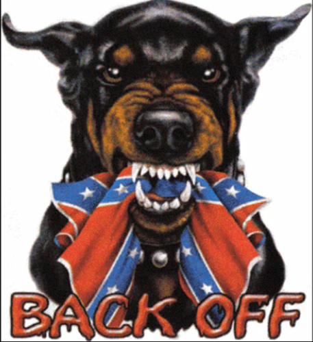 Back Off!