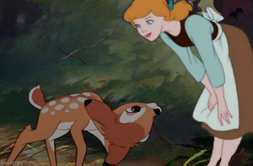 Bambi and Cenerentola