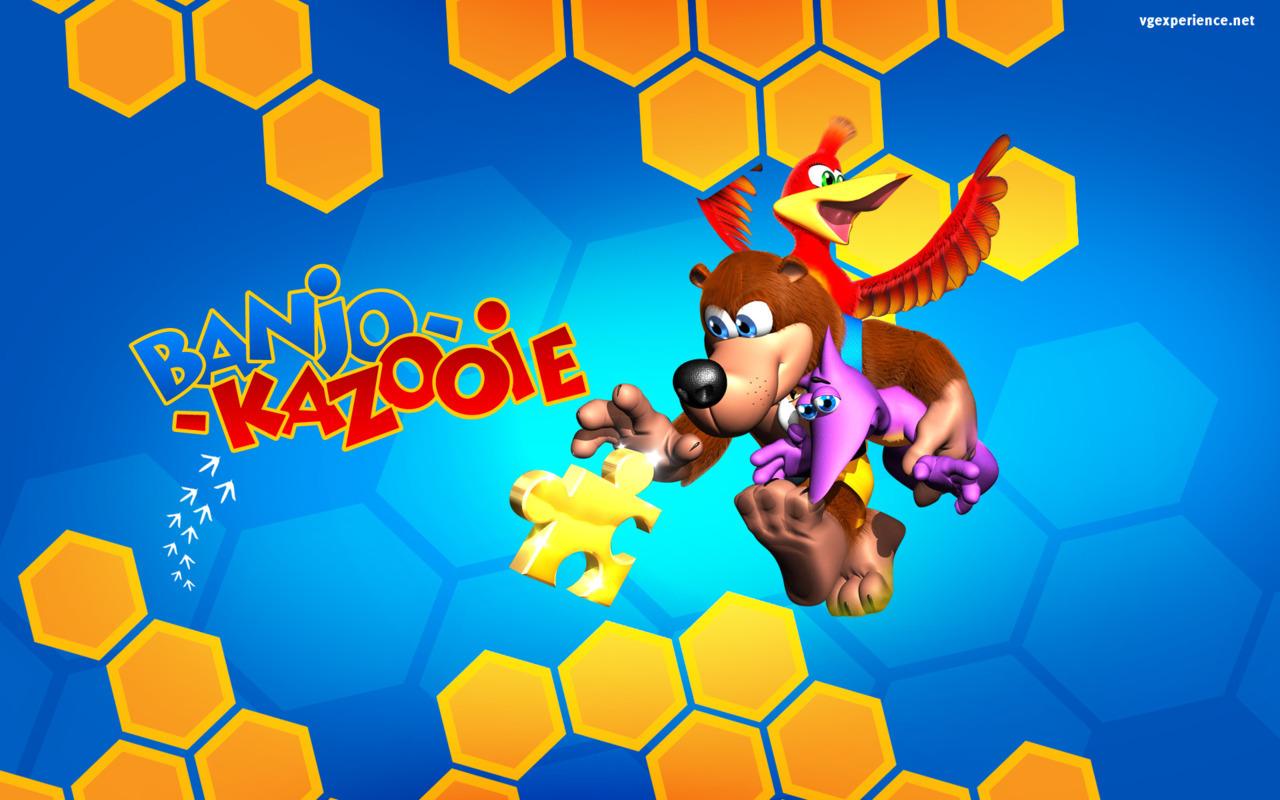 Banjo-Kazooies