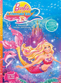 barbie Mermaid Tale 2 (book cover)