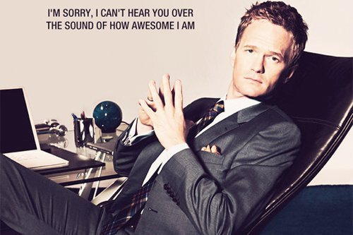 Barney - barney-stinson Photo