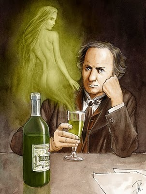Baudelaire - fine-art Fan Art