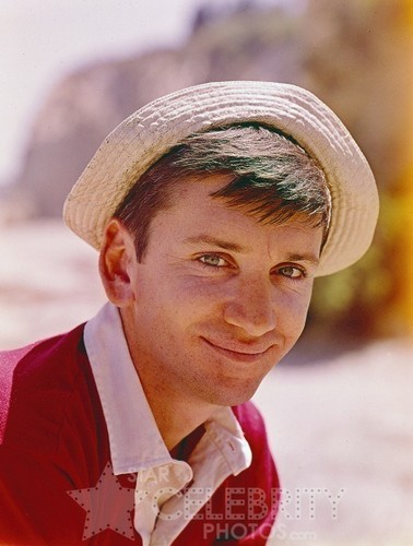 Gilligan's Island wallpaper possibly with a boater and a fedora titled Bob Denver as Gilligan