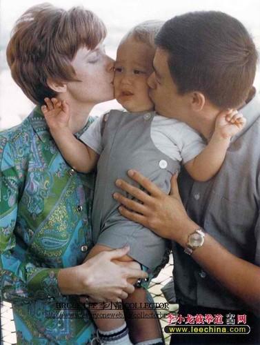 Bruce,Linda&Brandon