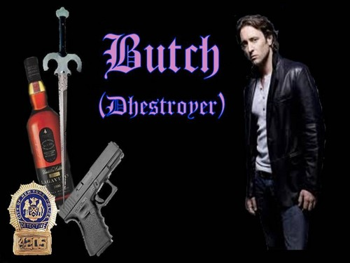 The Black Dagger Brotherhood wallpaper called Butch