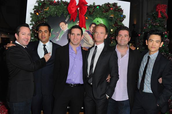 Harold And Kumar Christmas.Cast Crew The Premiere Of A Very Harold Kumar 3d