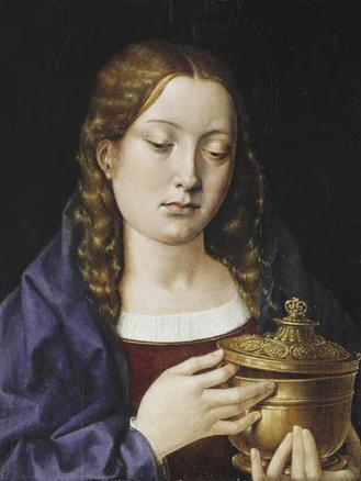 Catherine of Aragon (aged 14-15)