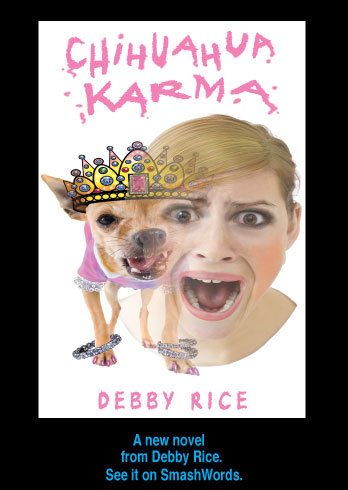 Check out chihuahua Karma at Smashwords