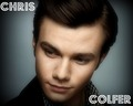 Chris Colfer - glee wallpaper