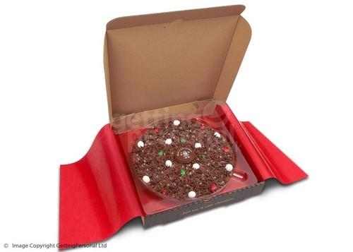 Christmas Chocoholics پیزا
